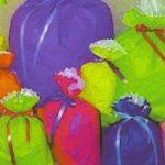 BUSTINE PLASTICA PER CONFEZIONE REGALO. VELOCE,SPIRITOSA, COLORATISSIMA. SI PRESTA A SVARIATE CONFEZIONI... TIPO CARAMELLA, VENTAGLIO ETC. formati da: 14,5x17 a 75x95. tanti formati intermedi. colori: oro, rosso,verde, fuxia, arancio, giallo